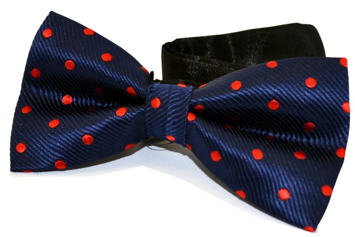 Boys Spotted Bow Tie Wedding Party Prom BowTie