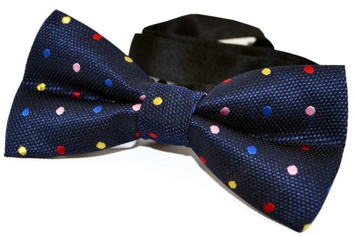 DQT New Fashion Tartan Wedding Party Adjustable Pre-Tied Men/'s Bow Tie /& Hanky